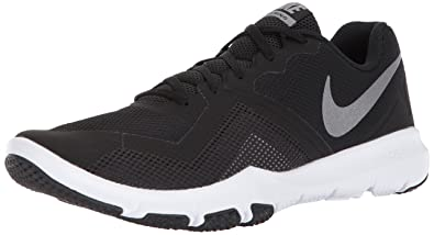 ca862f9a1c1ea Nike Men s Flex Control II Black Metallic Cool Grey-Cool Grey-White Running  Shoes  Buy Online at Low Prices in India - Amazon.in