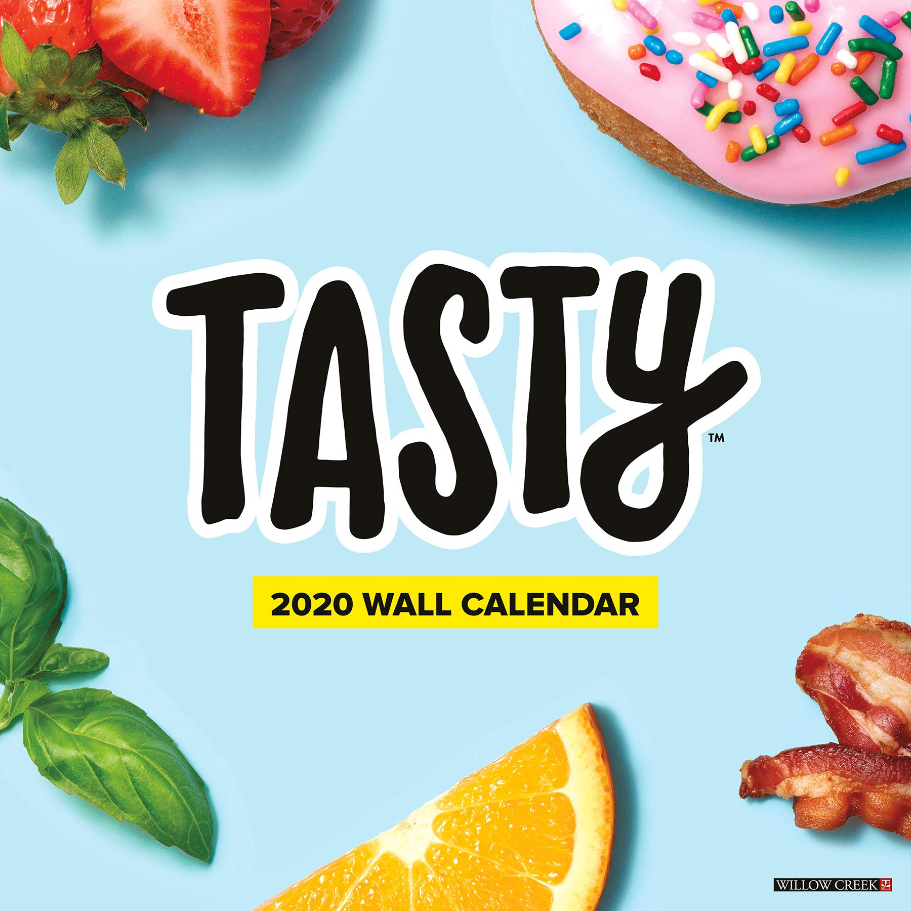 Home Hacks 2020.Tasty 2020 Wall Calendar Tasty 0709786053933 Amazon Com