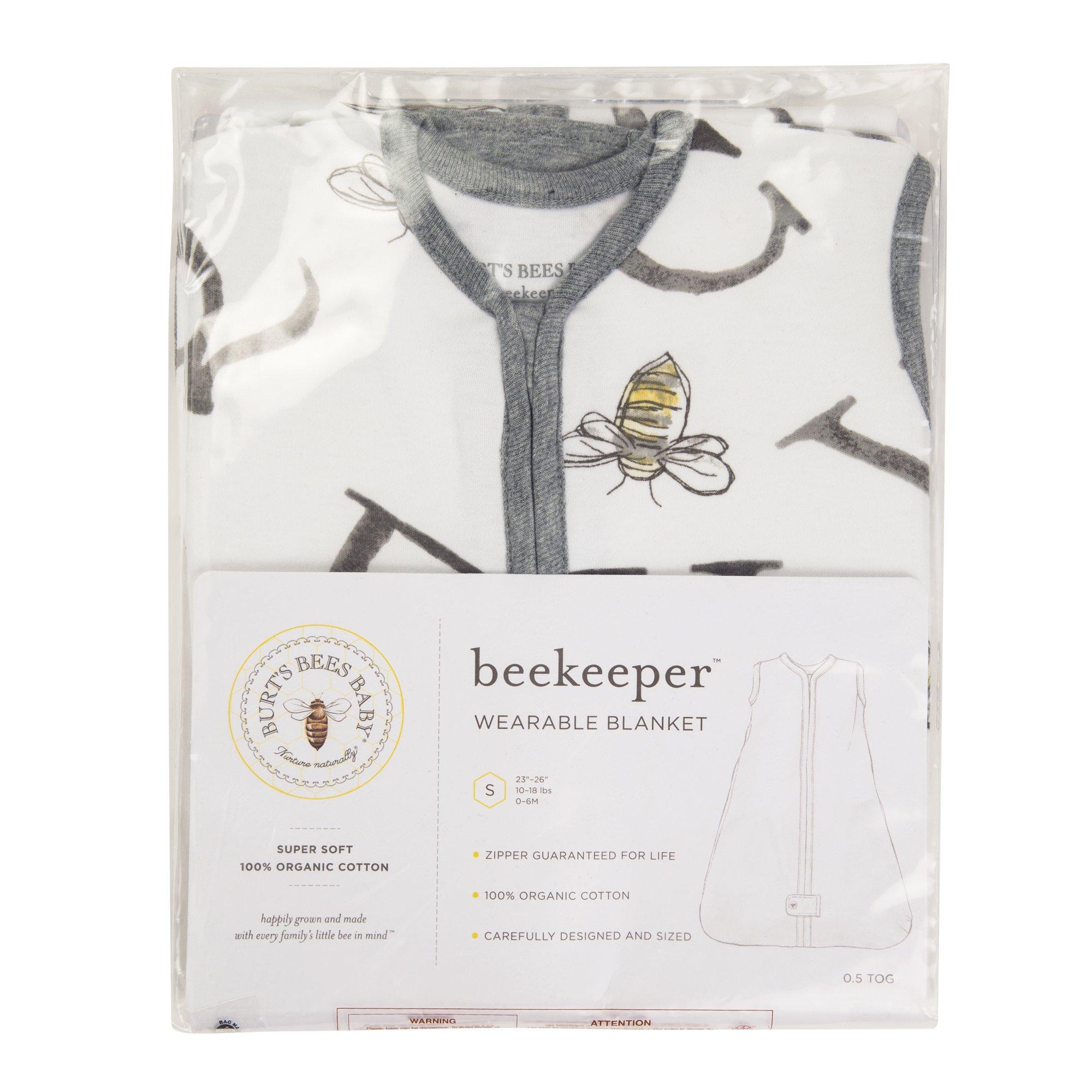 16ff0d8d7c2 Burt s Bees Baby Beekeeper Wearable Blanket