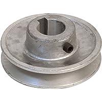 Fartools 117245 - Polea (aluminio, diámetro 80 mm