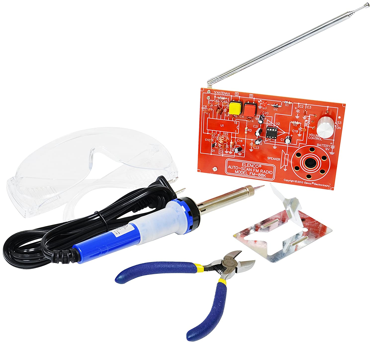 Wemake Fm Radio Soldering Kit With Tools Toys Games Details About Create Your Own Transistor Circuit Board