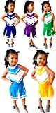 Little Girls' Cheerleader Cheerleading Outfit