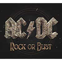 AC/DC-ROCK OR BUST CDA