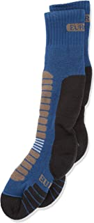 product image for Eurosocks Junior Board Supreme Socks, Tailored For Children, Padded, Flat Toe Seams, Micro Supreme Warmth-0912J