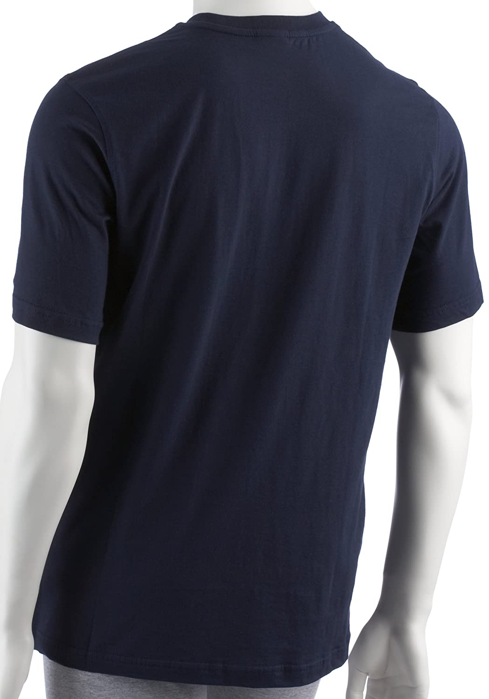 /Camiseta con Cuello de Pico Nike Mens Crew/