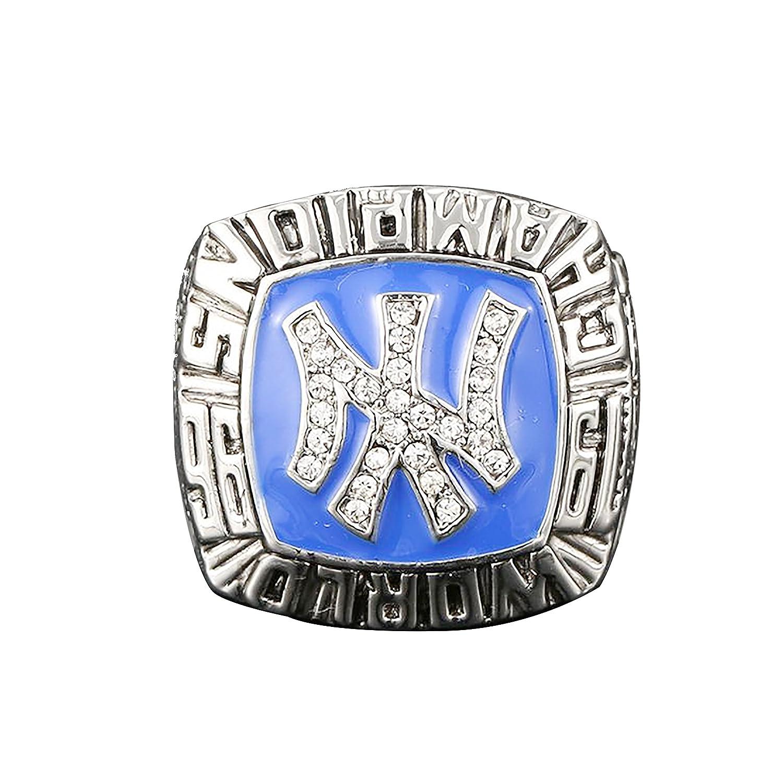 GF-sports store Replica Championship Ring York Yankees Gift Fashion Ring UK_B07DVCJQK2
