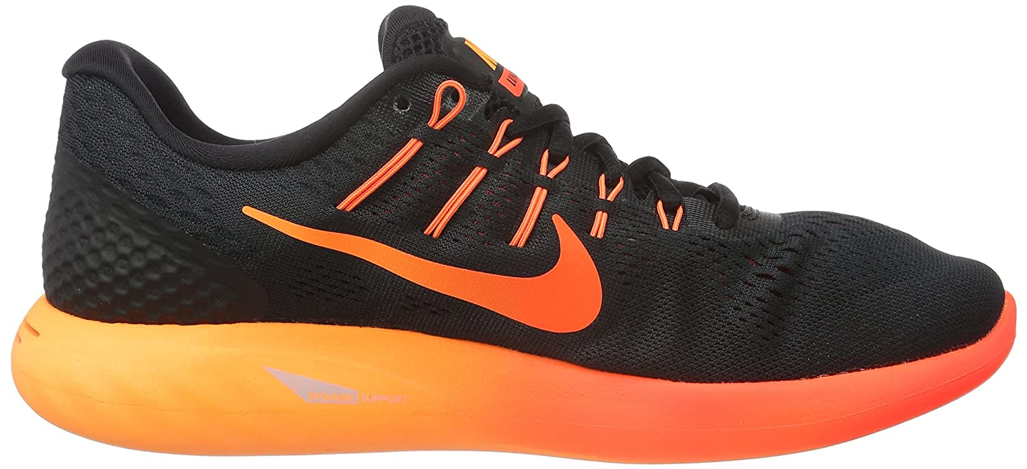Amazon.com | Nike Mens Lunarglide 8 (Black//Team Red/Total Crimson) Running  Shoes - 12.5(M) US | Shoes