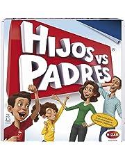 Bizak- Hijos contra Padres, Multicolor (61923451)