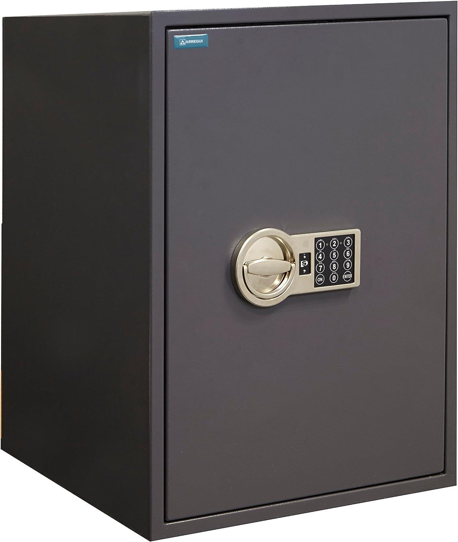 Arregui forza - Caja fuerte s2 445x600x400: Amazon.es: Bricolaje y herramientas