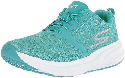 d583a58780 Skechers Performance Women's Women's Go Run Ride 7 Shoe, Turquoise, ...