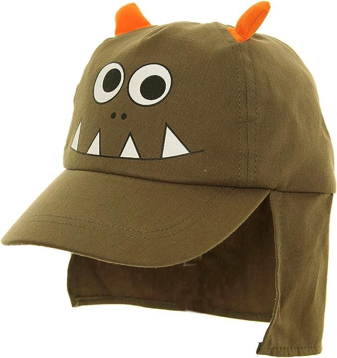 Gorra de legionario con Diseño en 3D de Tigre/Monstruo para niños ...