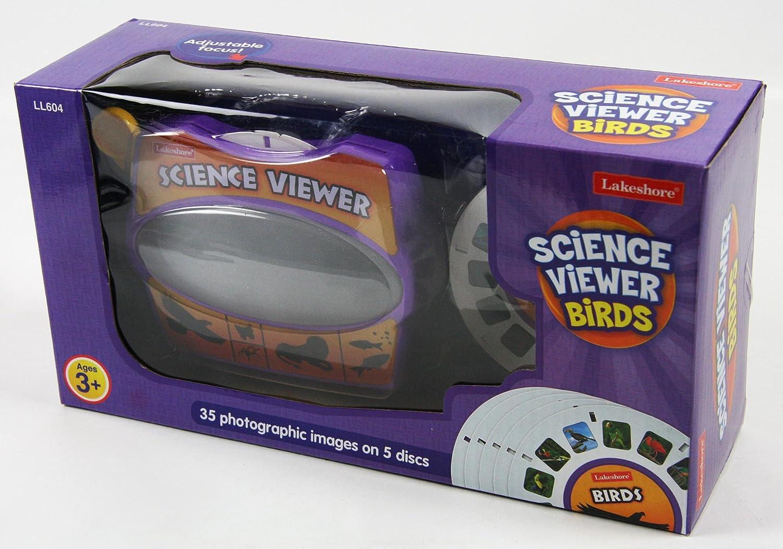 Science Viewer Series Birds Gift Set ViewFinder /& 5 Reels