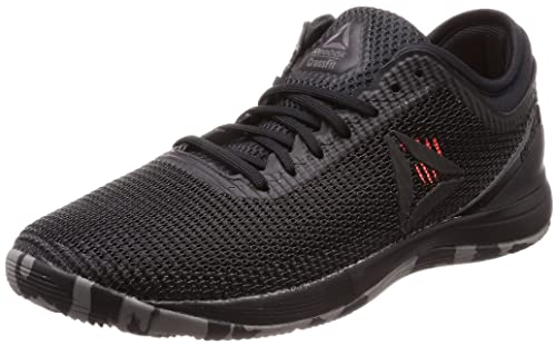 Reebok Crossfit Nano 8.0 Flexweave Mens Training Shoes - Black-7.5