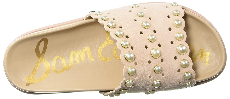 Sam Edelman Women's 9 Sera Slide Sandal B078HMBQ74 9 Women's B(M) US|Shell Pink dc4fc9