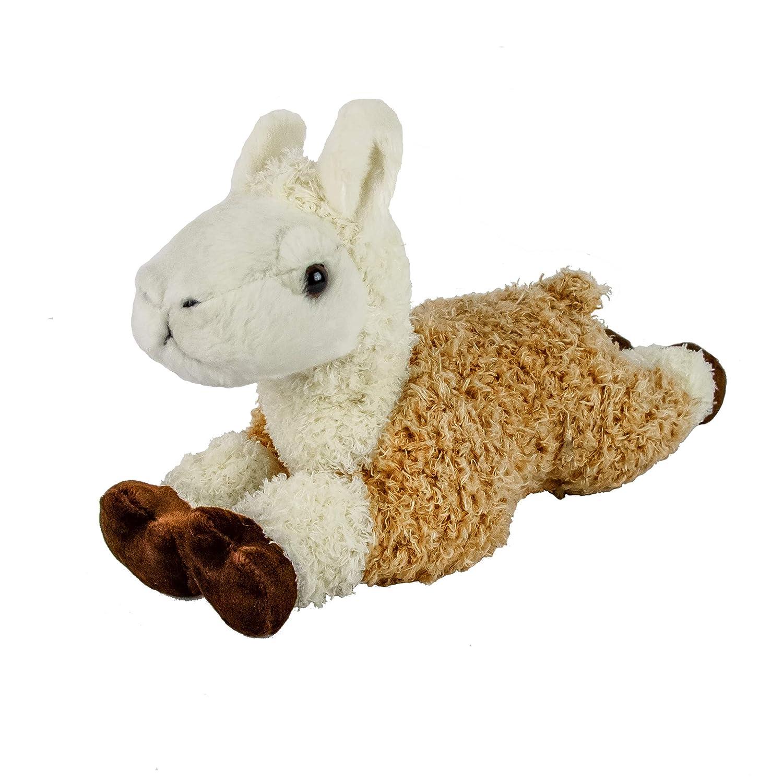 B-KIDS Llama Stuffed Animal Plush INTERSPECTIVE