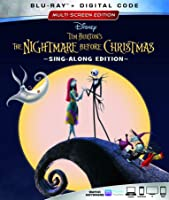 The Nightmare Before Christmas (25th Anniversary Edition) [Blu-ray] (Bilingual)