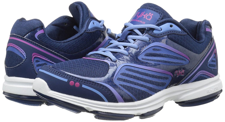 Ryka Women's Devotion Plus Walking Shoe B00MF090AO 11 W US|Navy/Blue