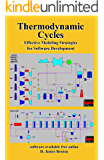 Thermodynamic Cycles: Effective Modeling Strategies for Software Development