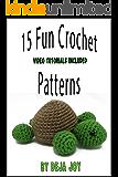 15 Fun Crochet Patterns (English Edition)