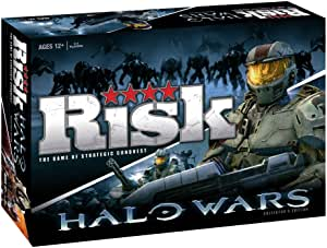 Risk Halo Wars Board Game