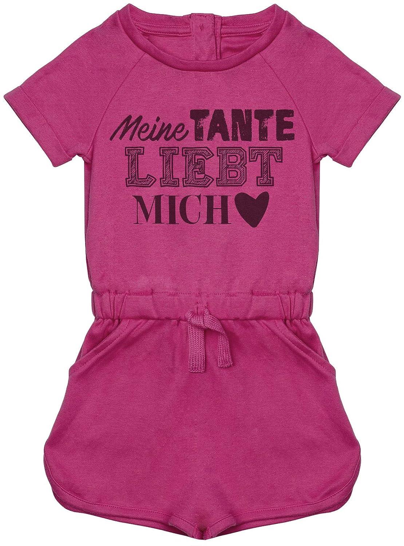 Babygeschenk Zarlivia Clothing Meine Tante Liebt Mich Baby M/ädchen Playsuit Baby Geschenkset