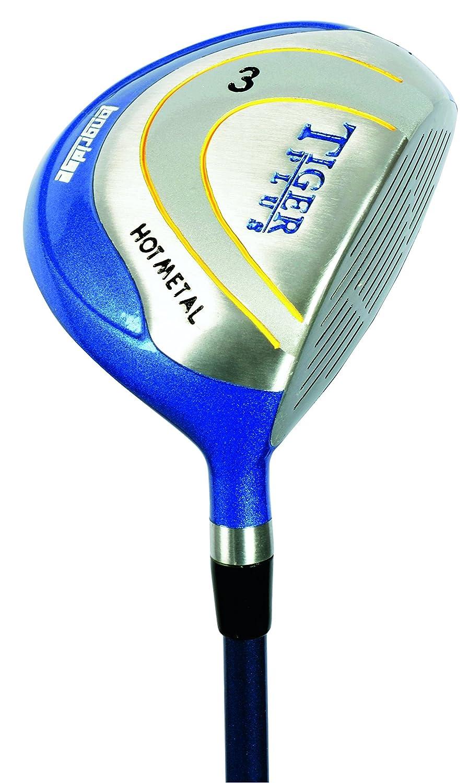 LONGRIDGE Golf Junior Tiger Plus Paket GPH 3 - Juego Completo de Palos de Golf, Talla 4-7