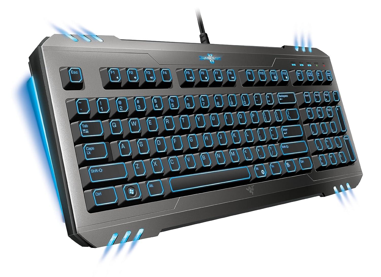 90a8f07e1d5 Amazon.com: Razer Marauder Starcraft II Gaming Keyboard: Electronics