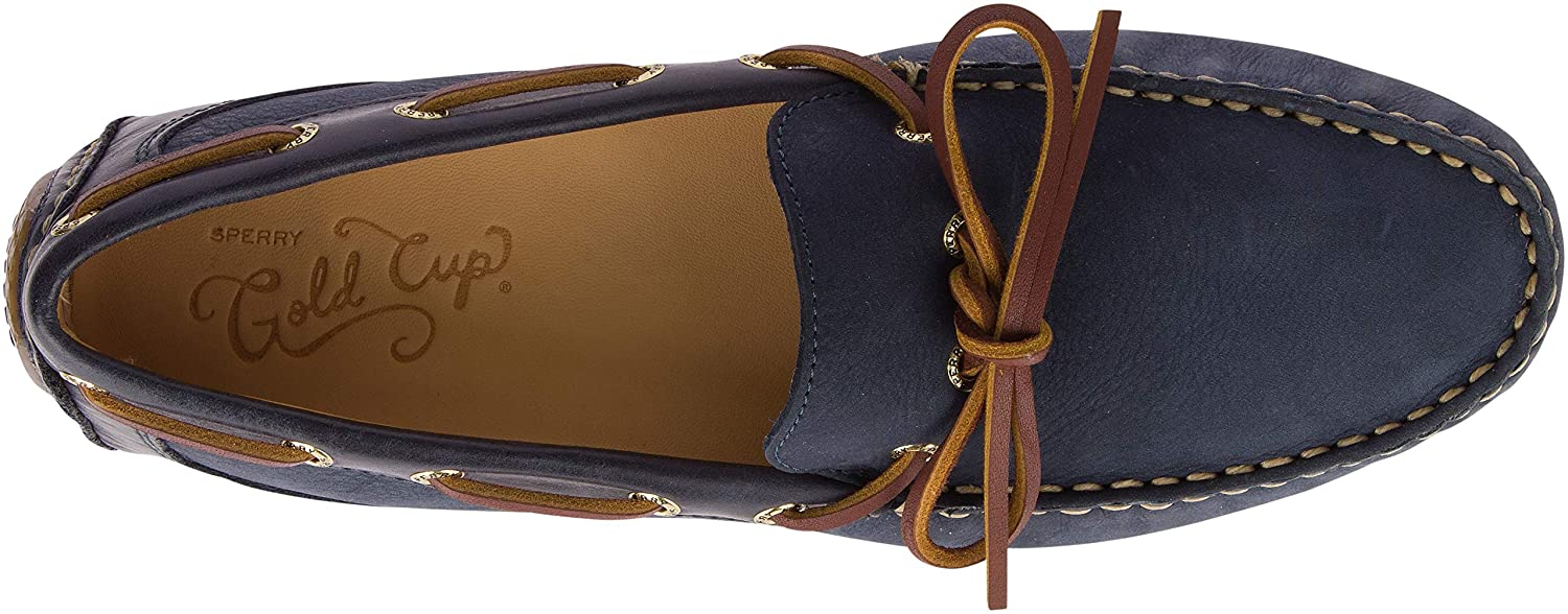 Sperry Mens Gold Cup Harpswell 1-Eye w//ASV
