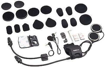 amazon sena 20s a0202 20s ユニバーサルヘルメットクランプキット