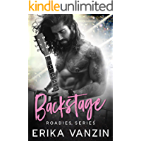 Backstage: A Rock and Love story (Roadies Series Book 1)