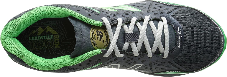 New Balance MT1210V2 Trail Shoe-M Mt1210v2 Trail Shoe-m, color Gris, talla 38.5 EU: Amazon.es: Zapatos y complementos