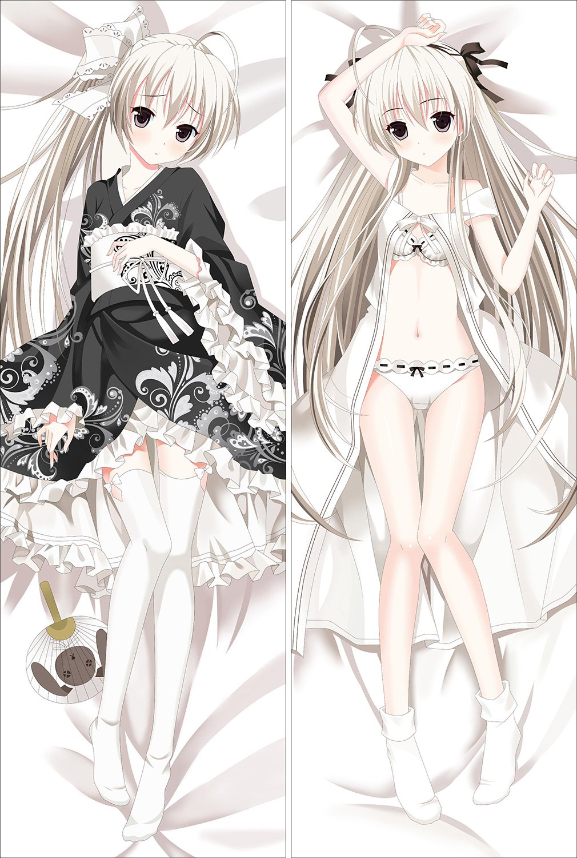 Anime Yosuga no Sora Dakimakura Pillow Case Cover full body cosplay