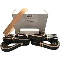 1x30 Sharpening Belt Pack - 120, 400, 600