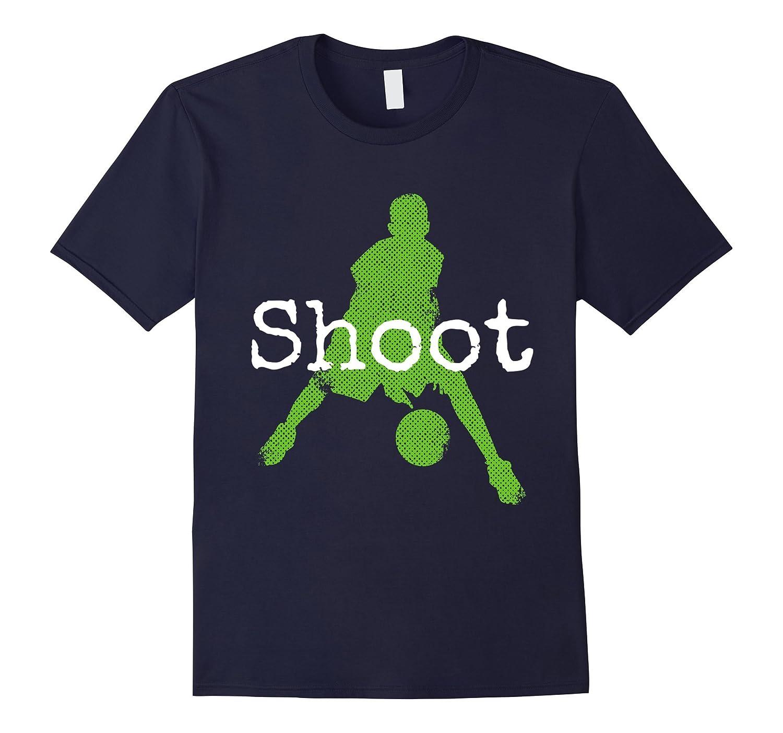 Basketball Graphic T-Shirt Designs-Graphic Basketball Tee-FL