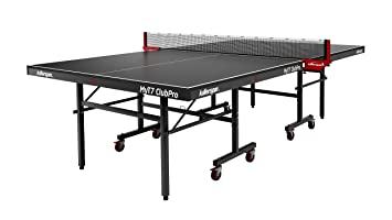 Killerspin MyT7 Club Pro Tennis Table   Black Ping Pong Table Specialy  Designed For Schools,