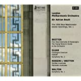 The 1956 Nixa-Westminster Stereo Recordings Vol.1