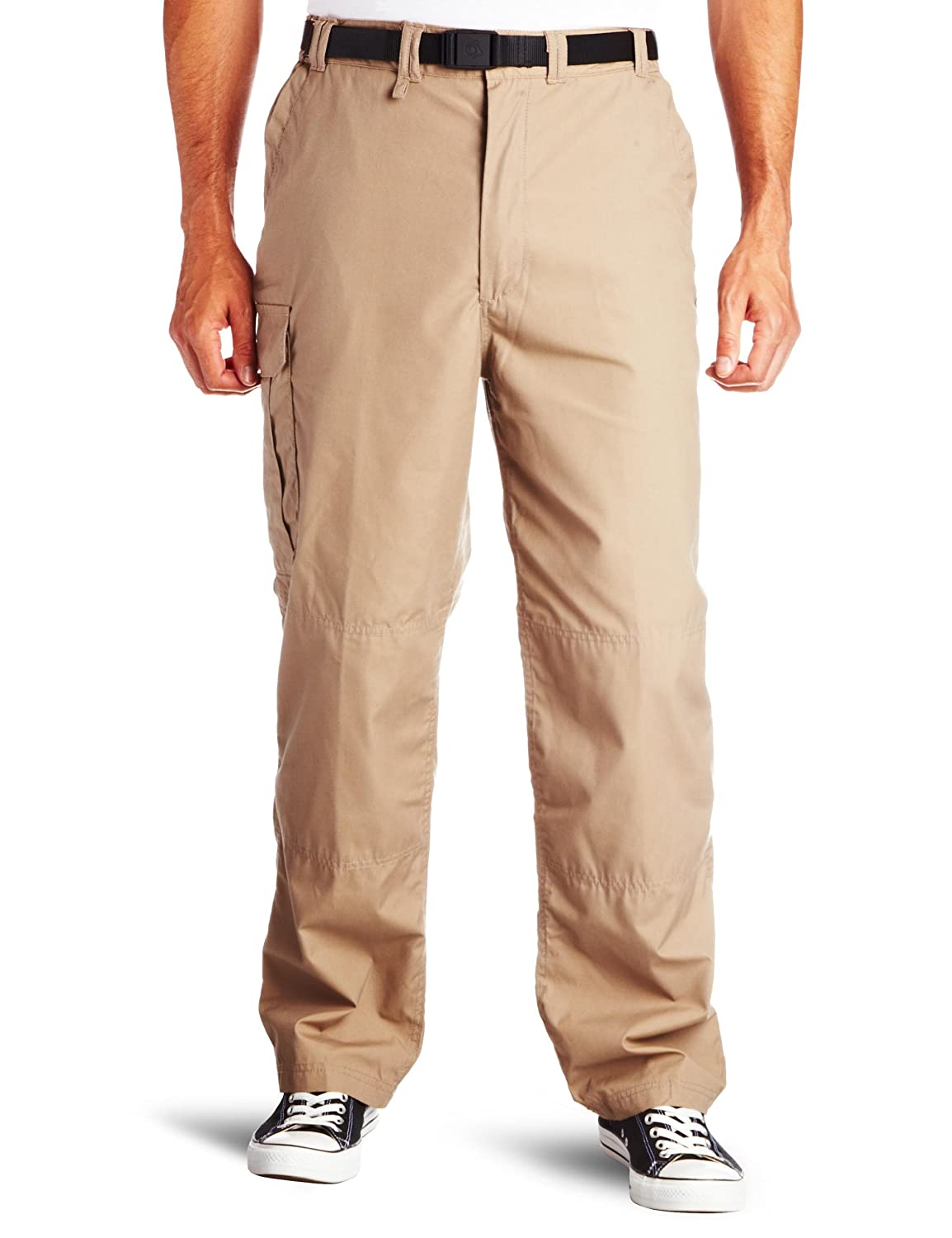 Craghoppers Mens Kiwi Walking Hiking Trousers Bark CMJ100 32R,34R,36R,38R,40R