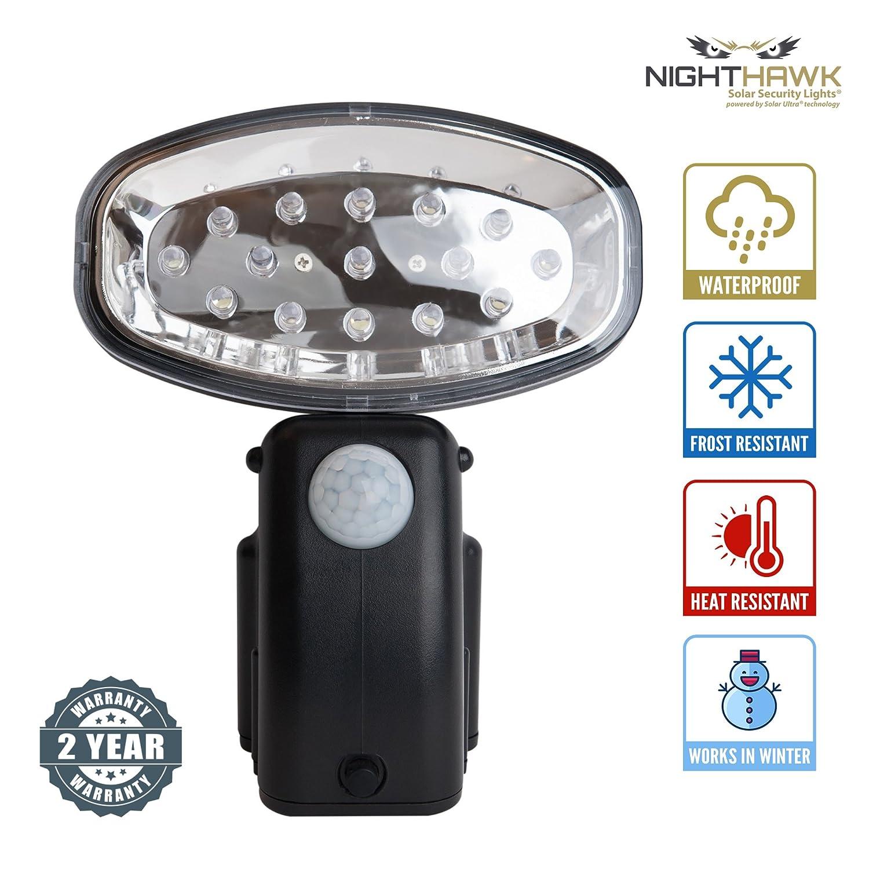 SPV Lights 15 LED Solar Sicherheitsleuchte, Solarleuchten ...