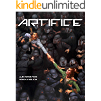 Artifice book cover