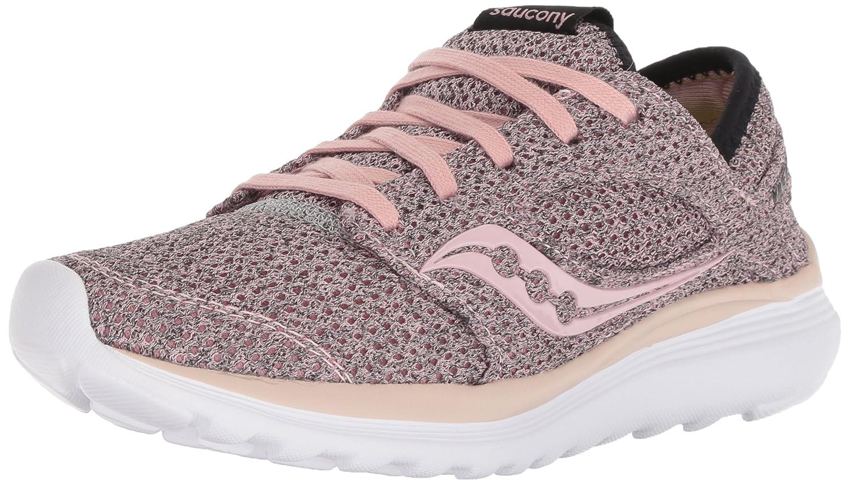 Saucony Women's Kineta Relay Running Shoe B077Y28RMH 6.5 M US|Pink/Black