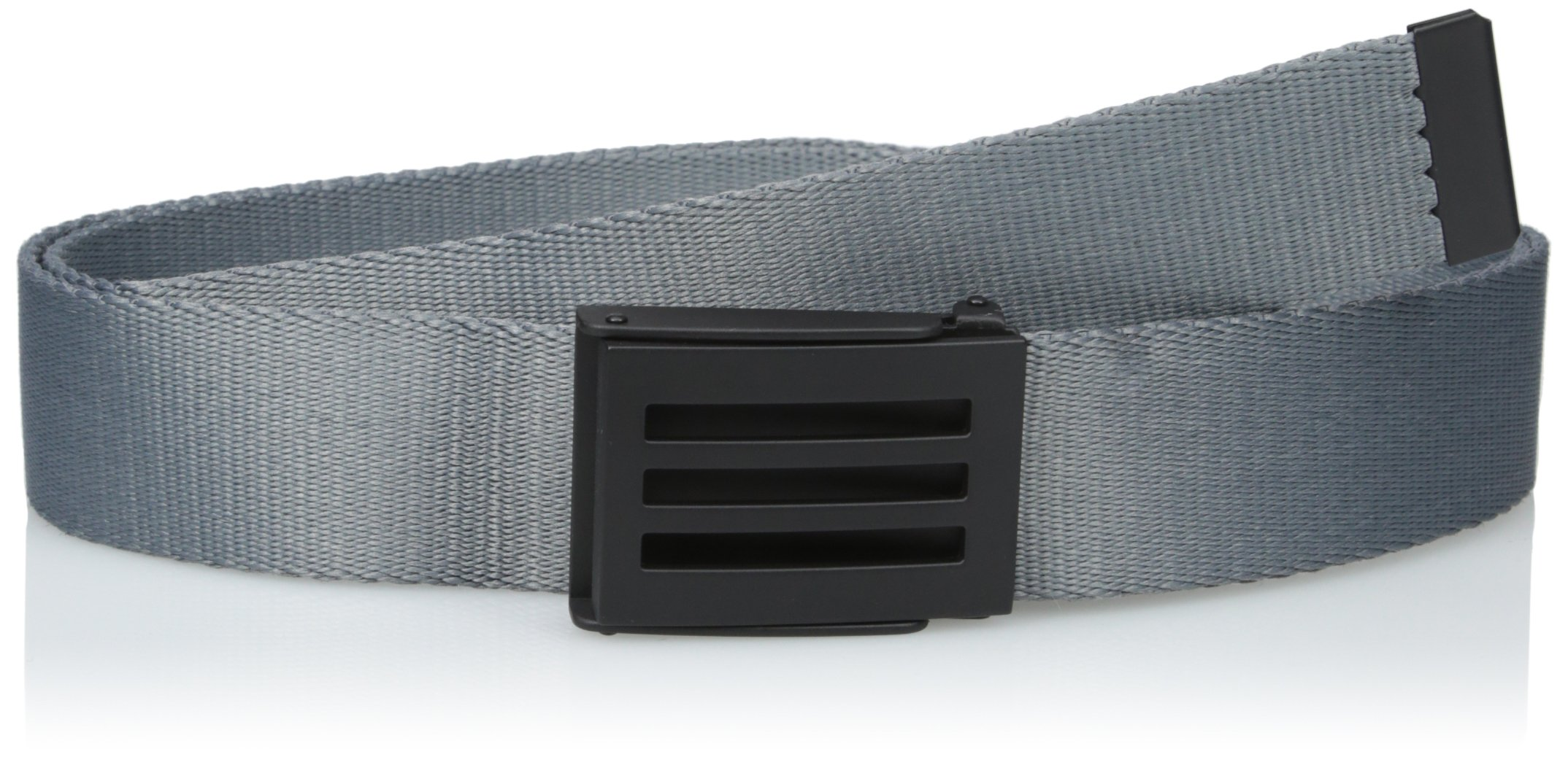 adidas Golf Men's Webbing Belt, Vista Grey S15, One Size
