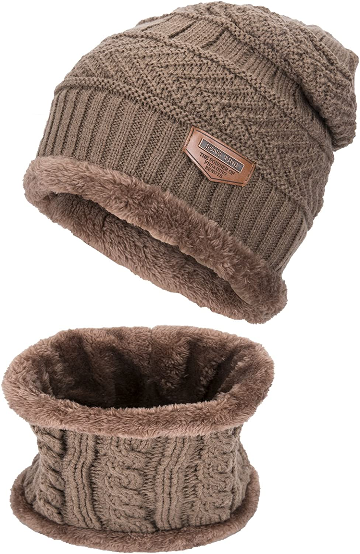 Walking Cat Mens Beanie Cap Skull Cap Winter Warm Knitting Hats.