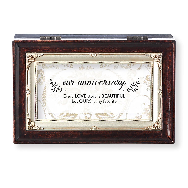 【激安大特価!】  Roman Wedding Our Anniversary Our スモール Roman インサート オルゴール ブラウン Wedding B07DXNRXSS, インポート子供服おもちゃ「ポコ」:2eb17a79 --- arcego.dominiotemporario.com
