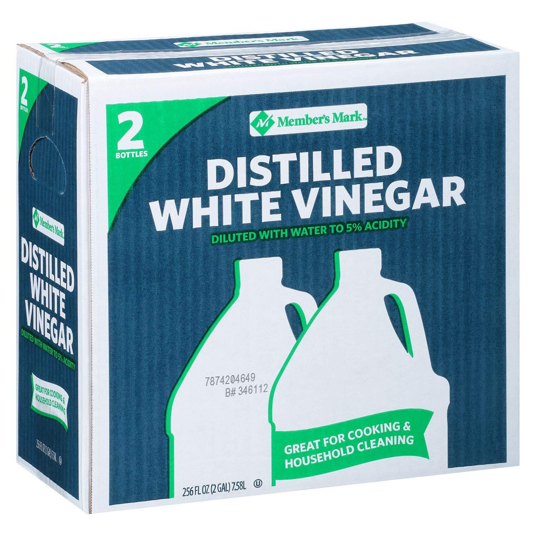 Member's Mark Distilled White Vinegar (1 gal. jug, 2 ct.)
