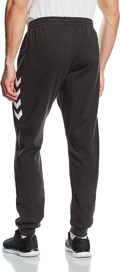 hummel Core - Pantalones Cortos para Hombre Negro Negro Talla:XXXL ...