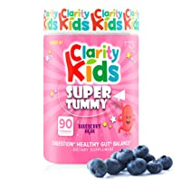 Probiotics for Kids (10 Billion CFU), 100% Natural Kids Probiotic, Childrens Probiotics Chewable for Healthy Immune & Digestive Support, Kids Probiotics Chewable (45 Day Supply)