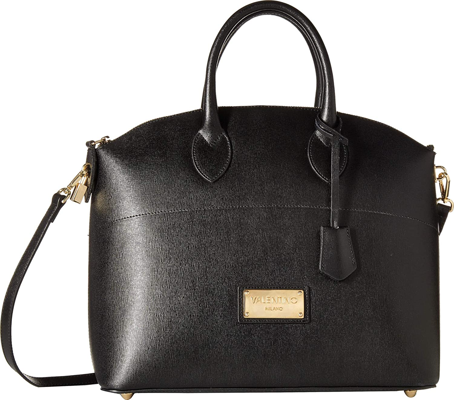 9c070795ac Valentino Bags by Mario Valentino Women's Bravia Black One Size: Handbags:  Amazon.com