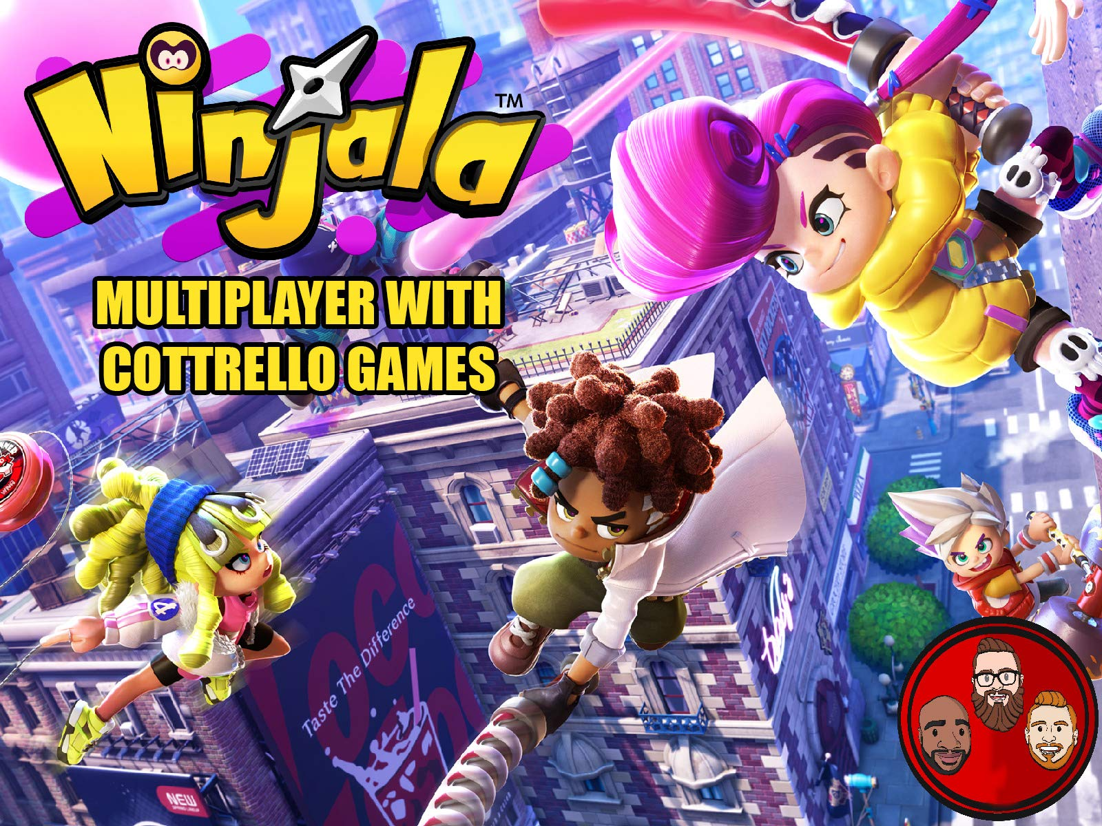 Ninjala Multiplayer with Cottrello Games