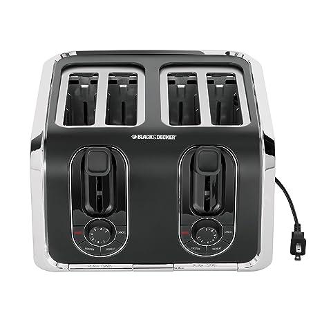 Amazon.com: Black & Decker tostadora de acero inoxidable ...