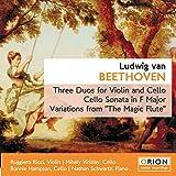Beethoven: Three Duos for Violin & Cello